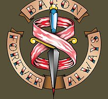 Bacon Forever by Tom Burns