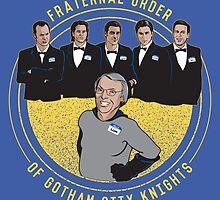 The Batmen by Tom Burns