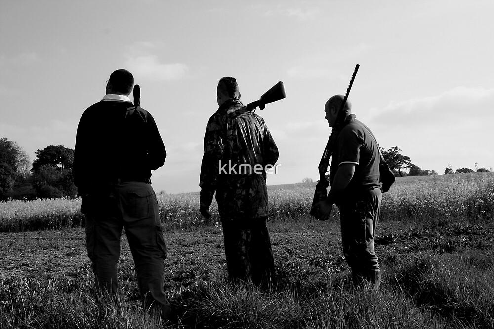Gone Shooting by kkmeer