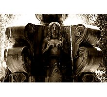 The Fountain  Photographic Print