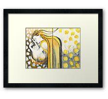 Sketchbook Jak, 42-43 Framed Print
