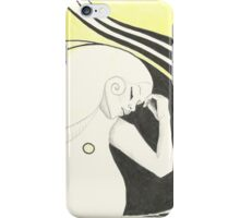 Sketchbook Jak, 20-21 iPhone Case/Skin