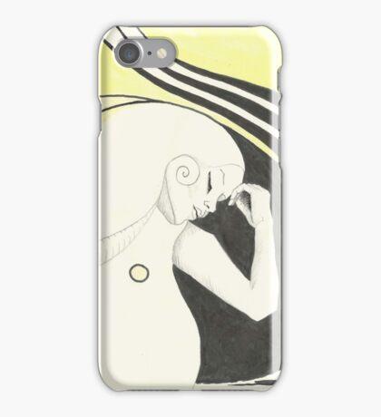 Sketchbook Jak, 20-21 iPhone Case/Skin