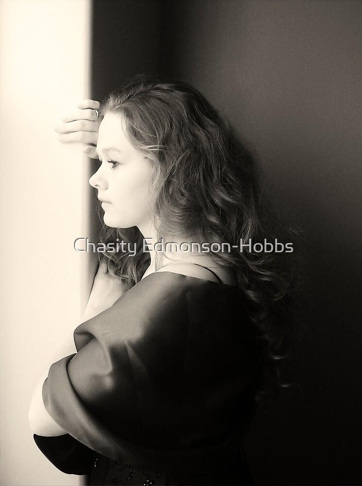 Looking  by Chasity Edmonson-Hobbs