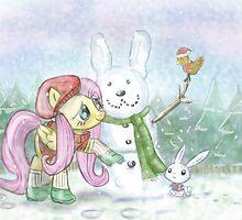 Merry Pony Christmas by EileMonty