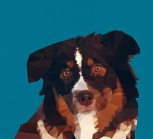 Australian Shepherd by pup-fiction