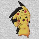 Pika-hat Pikachu  by RejectoftheRift
