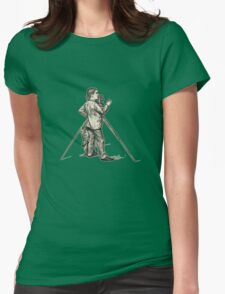 Photography for Boys and Girls 1889 Womens Fitted T-Shirt