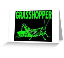 GRASSHOPPER-2 Greeting Card