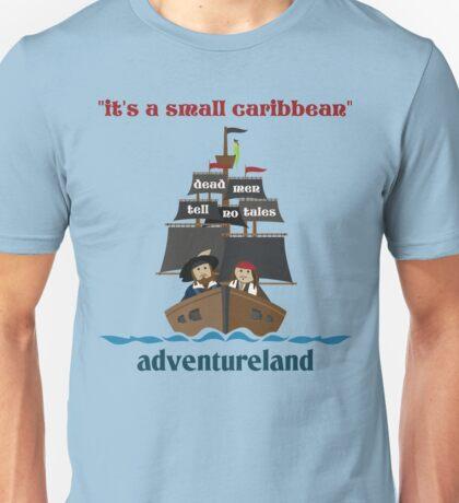 it's a small caribbean Unisex T-Shirt