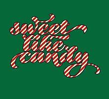 Sweet Like Candy. by Helen McLean