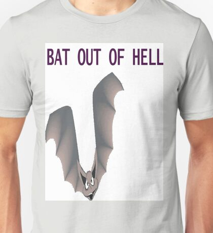 bat out of hell Unisex T-Shirt