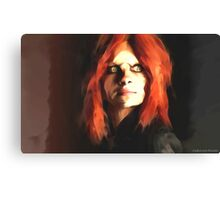 Irisa Season 1 Defiance Canvas Print