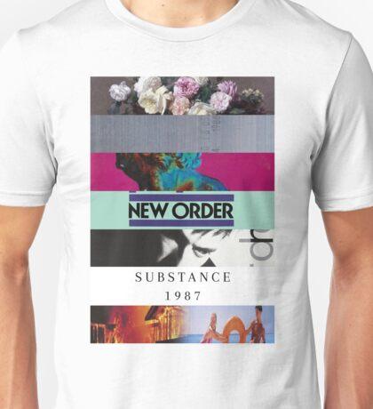 New Order - Albums Unisex T-Shirt