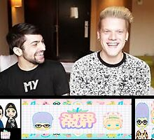 SUPERFRUIT'S MIKE AND SCOTT by Gd002