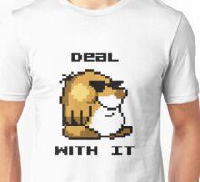 Deal With It - Super Mario World Mole Unisex T-Shirt