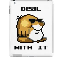 Deal With It - Super Mario World Mole iPad Case/Skin