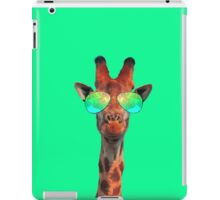 Bling Giraffe iPad Case/Skin