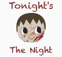 Animal Crossing Dexter Villager by crtjer