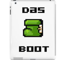 Mario Boot iPad Case/Skin
