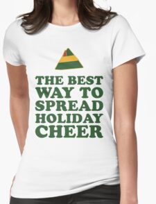 The Best Way To Spread Holiday Cheer, Is By Singing Loud For All To Hear 1/2 T-Shirt