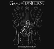 Game of Hawthorne by chancel