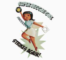 Super Reggae Girl strikes again One Piece - Short Sleeve