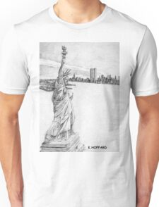 """""""The Statue of Liberty""""  Unisex T-Shirt"""