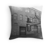 001 - A Series - 03 Throw Pillow