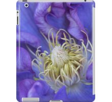 Clematis Glory iPad Case/Skin