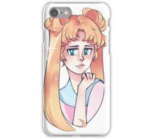Pretty Guardian Sailor Moon! iPhone Case/Skin