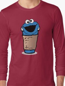 COFFEE MONSTER.  Long Sleeve T-Shirt