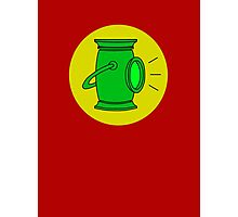 Alan Scott - The Golden Age Green Lantern Photographic Print