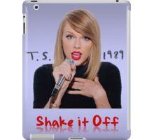 Shake (Full Colour) iPad Case/Skin