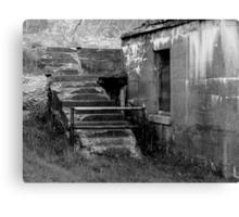 Stairway To Redemption Canvas Print