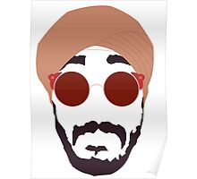Jus Reign Poster