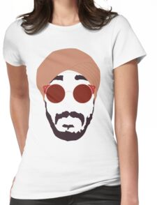 Jus Reign Womens Fitted T-Shirt