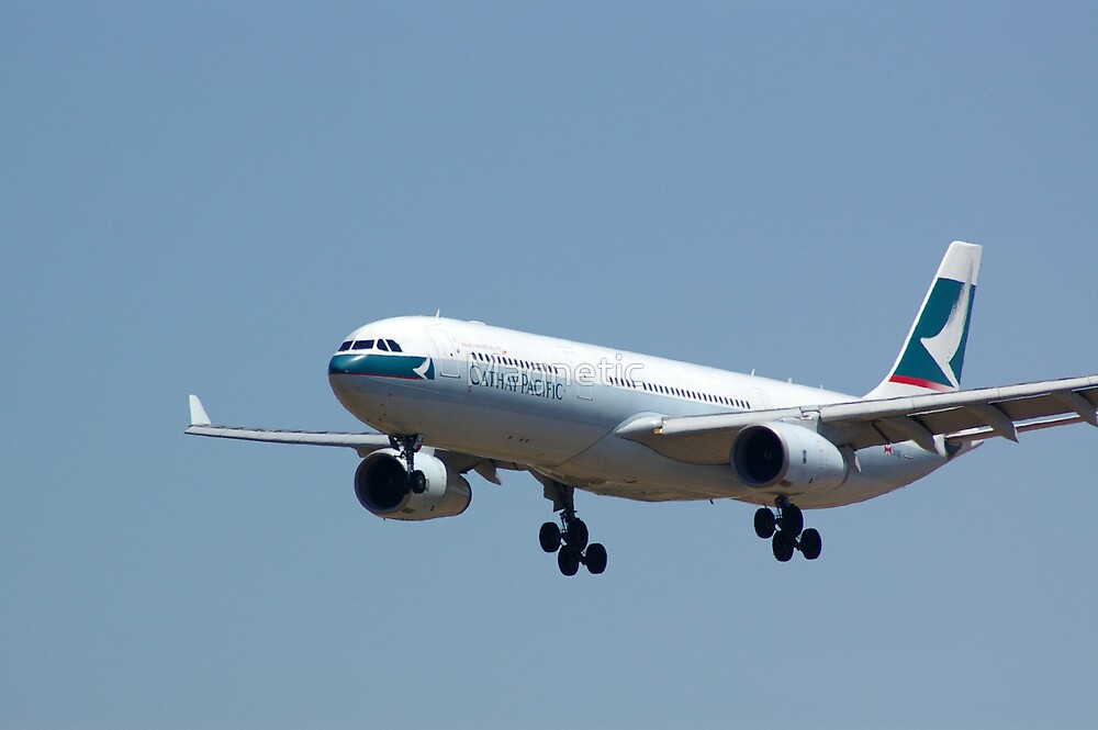 Cathay Pacific 1 by Magnetic