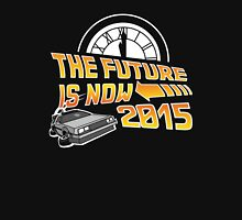 The Future is Now (Back to the Future) T-Shirt