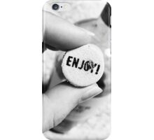 Enjoy the Wine iPhone Case/Skin