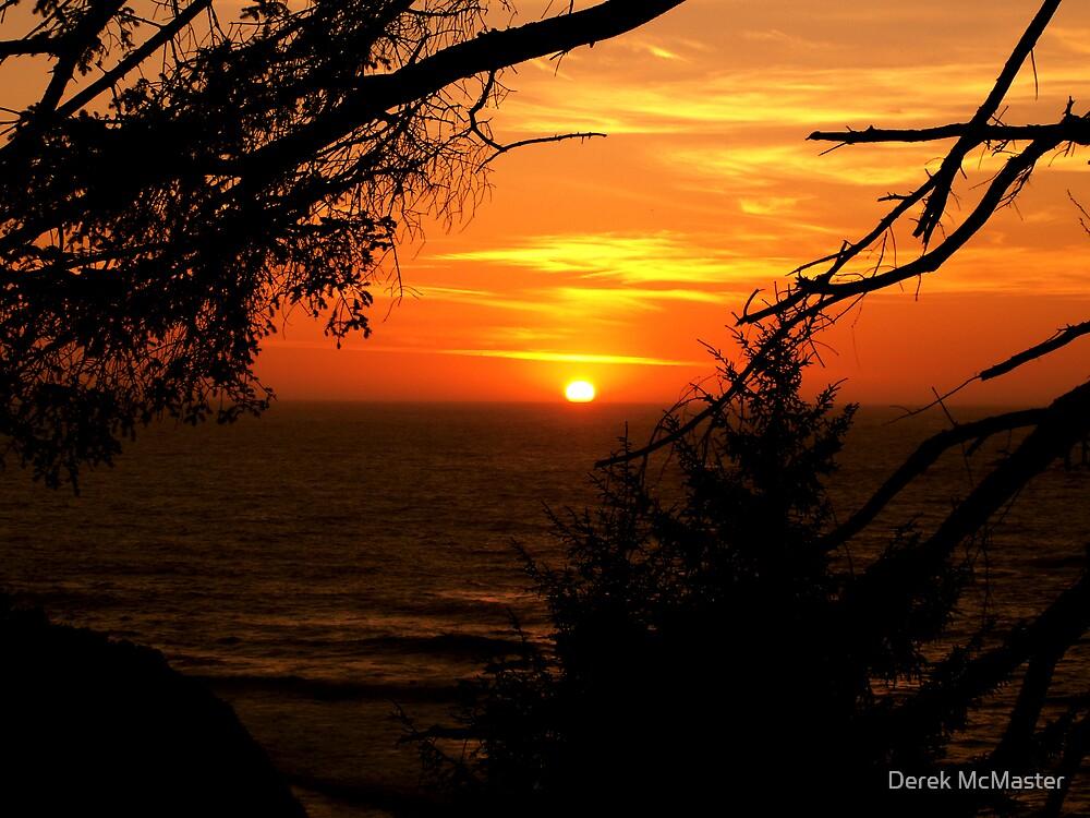 Sunset 4 by Derek McMaster