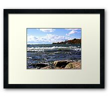 Roll With It 2 Framed Print