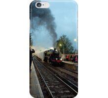 Steam Excursion at Sanderstead iPhone Case/Skin