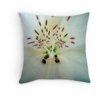 Lillie of Love Throw Pillow