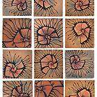 Luna Shell Series by Marita