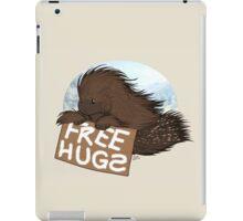 Free Hugs iPad Case/Skin