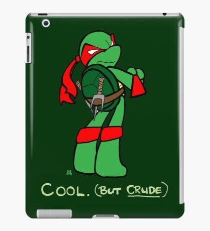 Teenage Mutant Ninja Turtles- Raphael iPad Case/Skin