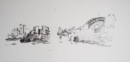 Broken City by Jason Moses