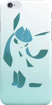 Glaceon by Zhivago