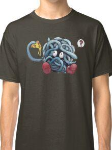 Pokemon pizza party- Tangela Classic T-Shirt